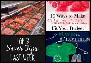 Top 3 Saver Tips 21114