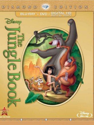 jungle book diamon edition