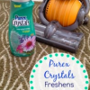 Purex Crystals Freshens Laundry and Carpet! (Win 2 Free!)