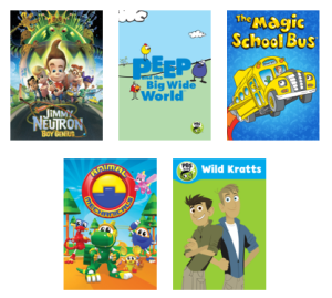 Netflix educational shows for kids