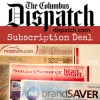 Columbus Dispatch Deal on Groupon!