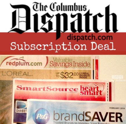 Columbus dispatch deal on groupon