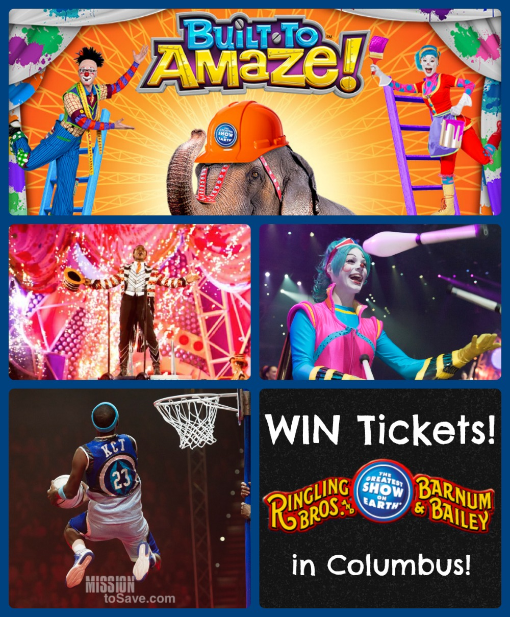 Ringling brothers coupons