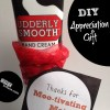 """""""Mootivating"""" Appreciation Gift (Using Udderly Smooth and Chick-fil-A Items)"""