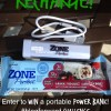 Charge Back Up Your Resolutions + Power Charger Giveaway (ZonePerfect #BlogForward Challenge)