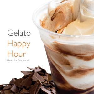 Piada Gelato Happy Hour