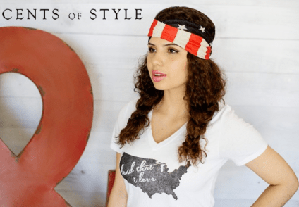 Americana Fashion from Cents of Style
