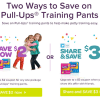 $3 Pull-Ups Printable Coupon + Potty Training Survivial Giveaway