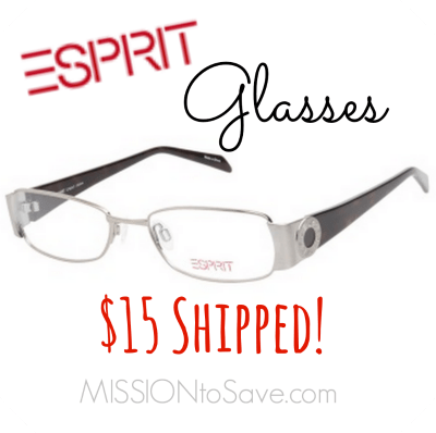 Coastal COntacts ESPRIT Glasses
