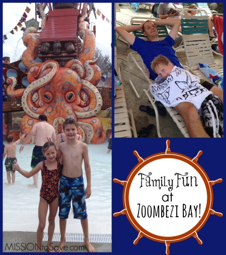 Family Fun at Zoombezi Bay in Columbus, OH