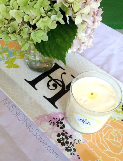 Prize Candle