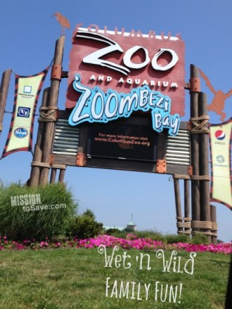 Zoombezi Bay Wet n Wild Family Fun in Columbus Ohio!