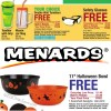 Menards Free After Rebate Deals: Insulated Tumblers, Halloween Bowl and More!
