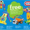 Little Tykes BOGO Sale at ToysRUs
