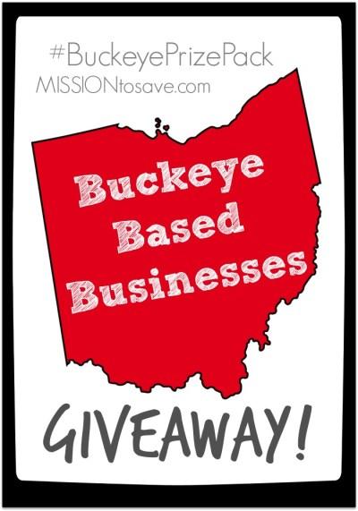Buckeye Prize Pack GIveaway