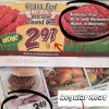 LOW Price on Grass Fed Ground Beef at Fresh Thyme (starting 11/6/14)