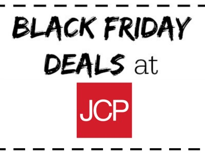JCPenney Black Friday