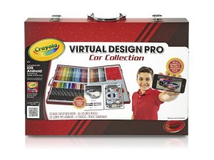 crayola Virtual Design Pro Cars