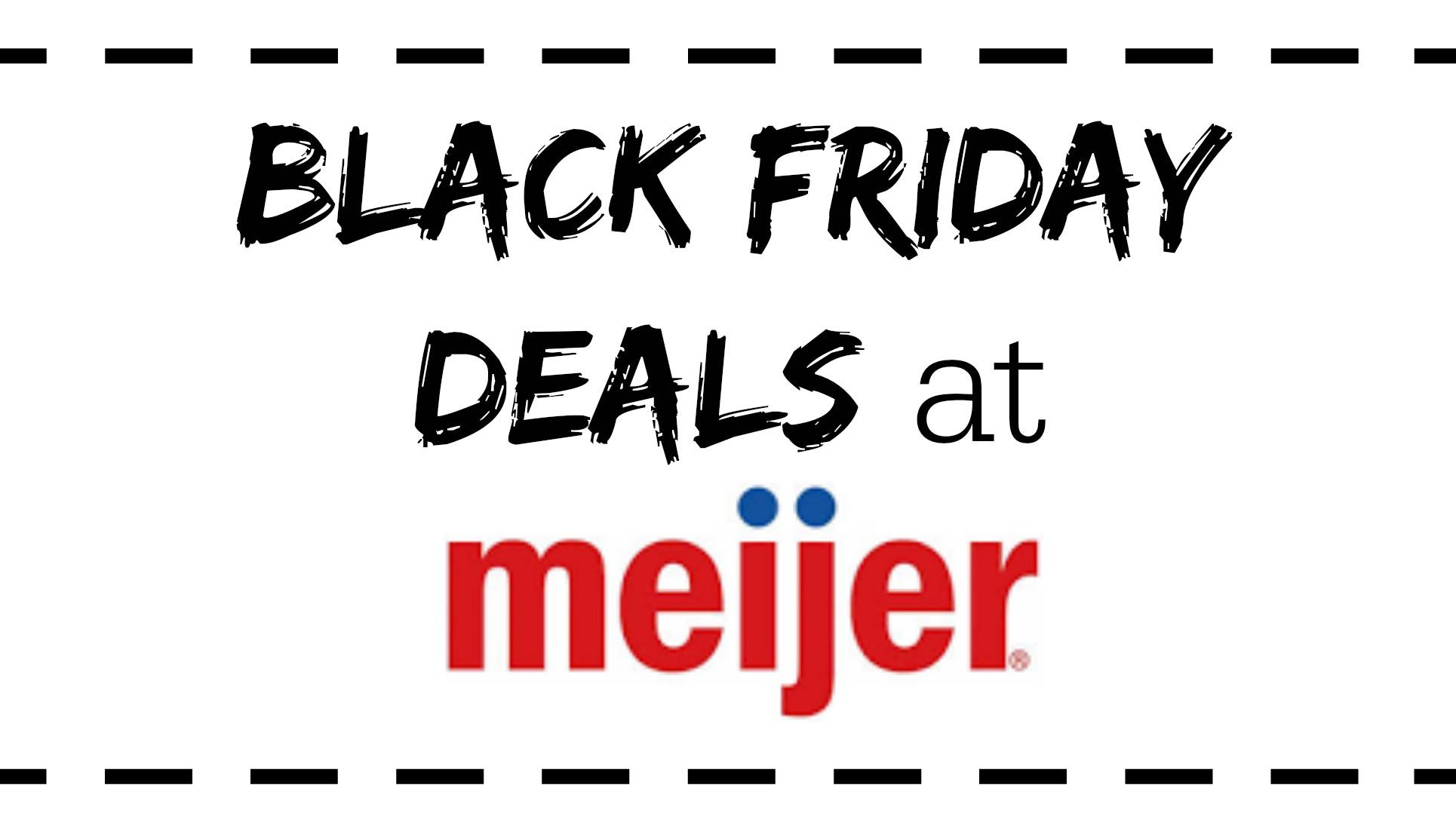 meijer black friday ad pdf