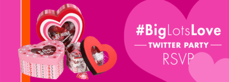 BIGLOTS LOVE TWITTER PARTY