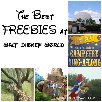 Disney World Images and Freebies