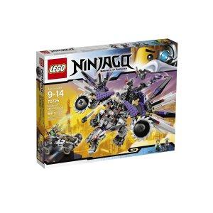 lego ninjago nindroid mech dragon set