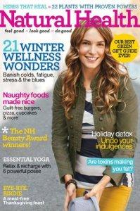 natural health magazine deal
