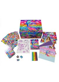 lisa frank sticker set