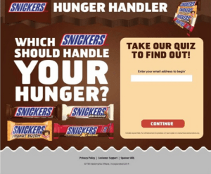 snickers #cbias