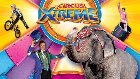 Win Tickets to Ringling Bros. and Barnum & Bailey Presents Circus XTREME in Columbus