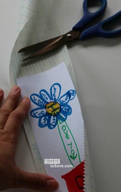 DIY Bookmark tutorial