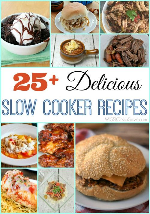 Crock Pot recipes
