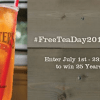 McAlister's Deli Free Tea Day 7/23/15 + McAlister's Gift Card Giveaway |#FreeTeaDay2015|
