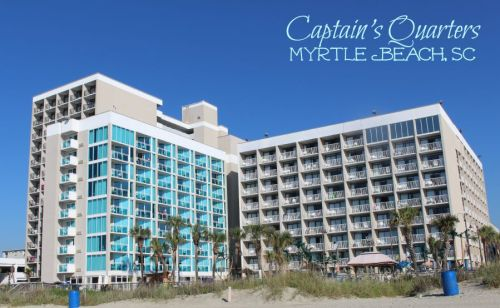 Captain's Quarters Myrtle Beach