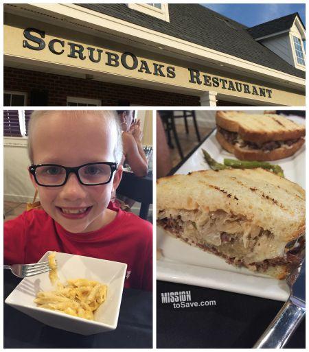 ScrubOaks Restaurant