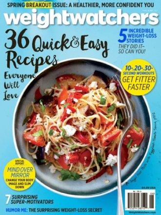 weight watchers magazine deal