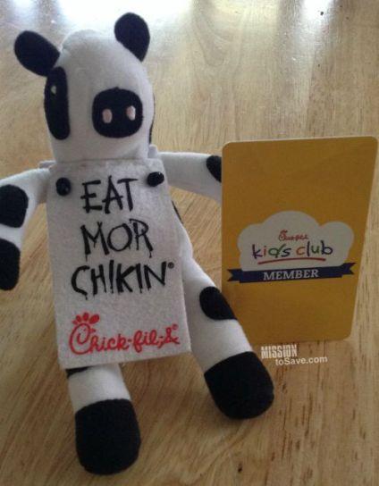 Chick-fil-a Kids Club
