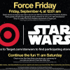 New Star Wars Merchandise Hits Stores for #ForceFriday – See Target Coupons and Deals #ShareTheForce