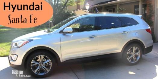 Hyundai Santa Fe #driveshop