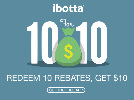 Ibotta $10 New User Bonus!
