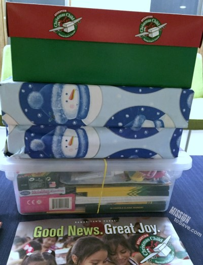 OCC Shoebox packing