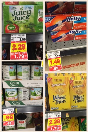 kroger mega sale items