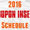 View the full 2016 Coupon Insert Schedule to see what coupons will be in your Sunday Newspaper each week.
