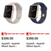 $100 Target Gift Card Offer with Apple Watch Purchase (online only)