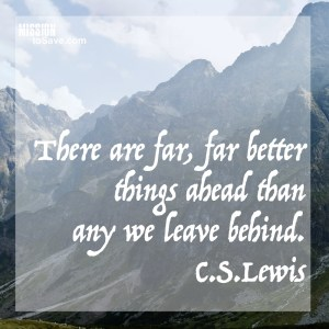 C. S. Lewis leave behind