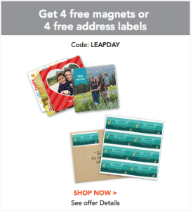 shutterfly free magnets free labels