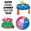 Amazon: Highly Rated Sprinklers and Water Toys!
