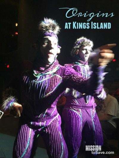 Origins at Kings Island