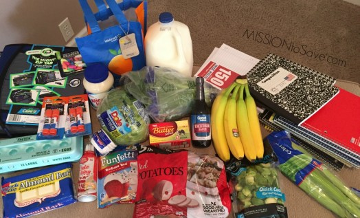 Walmart Grocery Pickup Haul