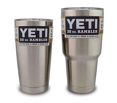 savings on Yeti tumbler